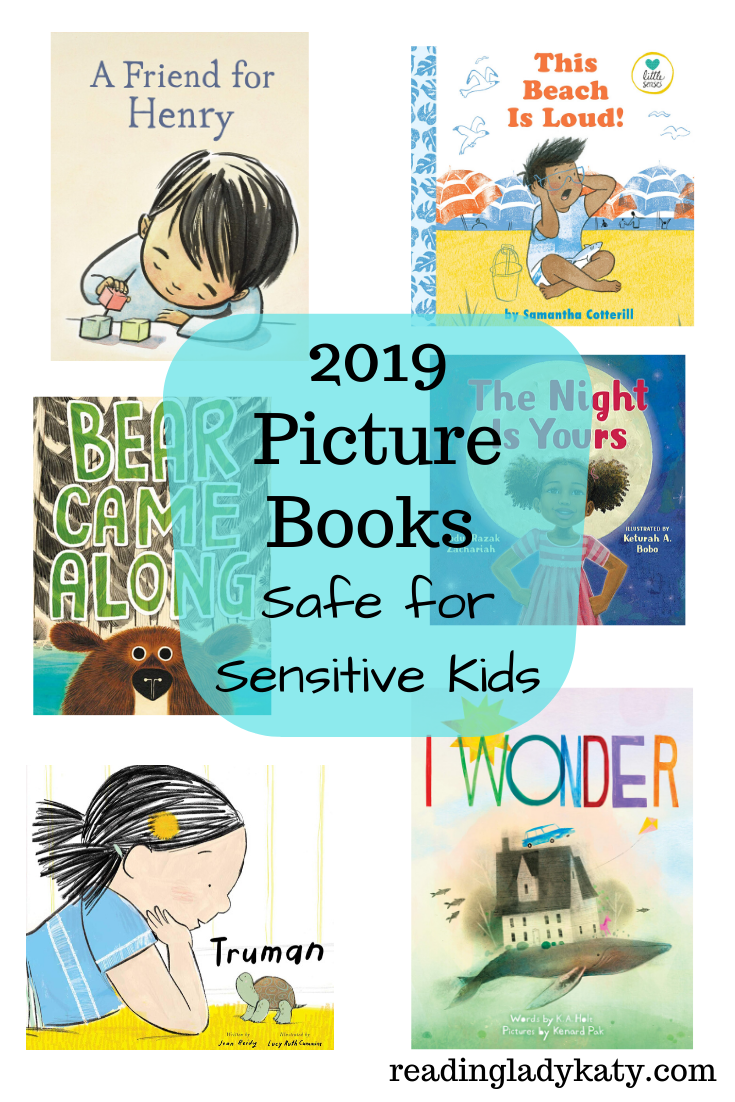 Picture Books for Sensitive Kids